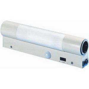 Rittal 4155010 Universal Light With Integral Motion Detector; 18 Watt, 100 - 240 Volt AC, Plastic