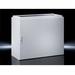 Rittal 6701500 TP TopConsole System Pedestal; RAL 7035 Light Gray