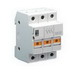 Rittal 9345000 Fuse Base Adaptor; Polyamide PA6, 30 Amp, 600 Volt AC, Bus Type Din Mounting, RAL 7035