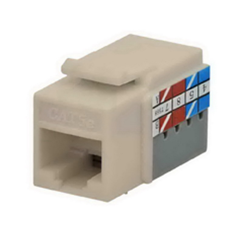 DataComm 20-3425-AL 20-3425 Series Category 5e Connector; 8P8C, Almond