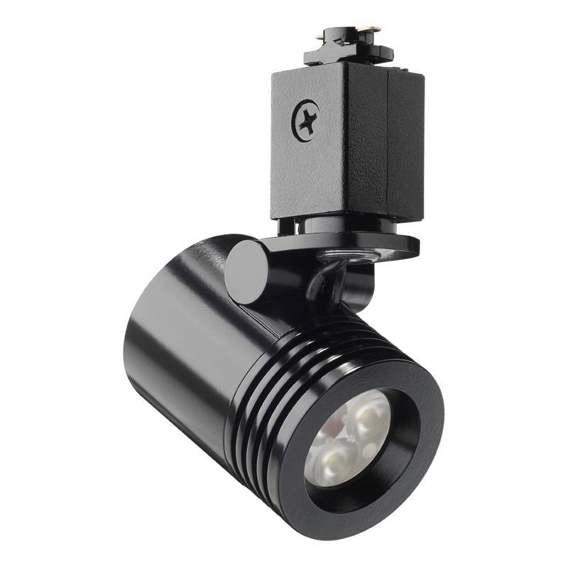 juno lighting tl114led 2k nfl bl trac 12 ceiling mount led mini cylinder led spotlight 66 watt 12 volt 176 lumens black ceiling mounted spot light