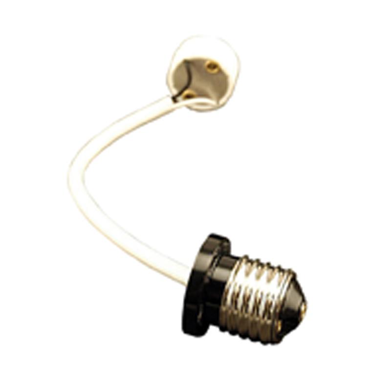 Juno Lighting GU10-WHIP Flexible Socket Adapter; 120 Volt AC/DC