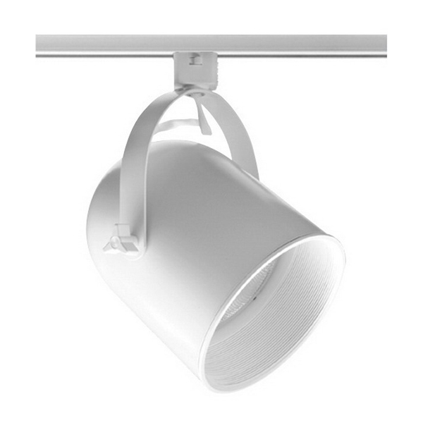 Juno Track Lighting Manual: Juno Lighting T328W-WH Trac-Master® Round Back Halogen
