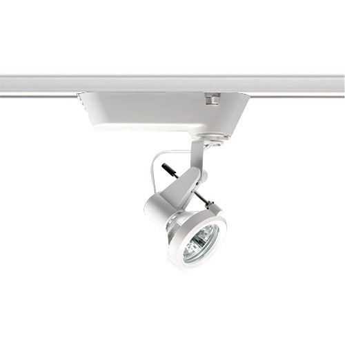 juno lighting t216wh trac master avant garde 1 light mr16 ceiling mount delta 200 series low voltage mini hi tech spot light 20 50 watt ceramic bi pin ceiling avant garde