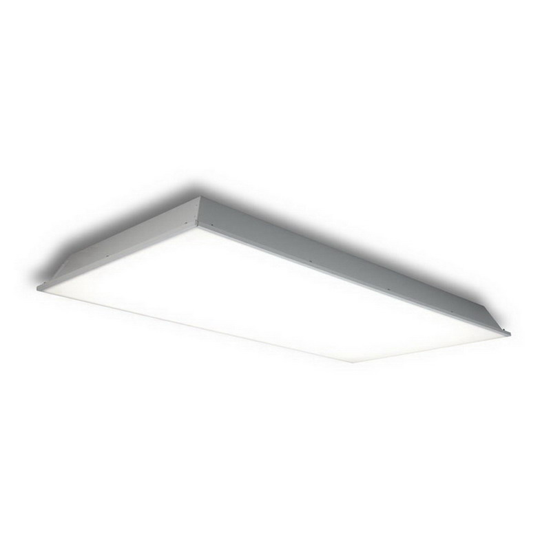 GE Lighting BT240A3APWHTE Lumination™ T-Grid/Bolt Slot Mount Recessed Troffer LED Light; 35 Watt, 120/277 Volt, White