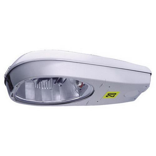 GE Lighting MSCL25S3N22FMC3 Powr/Door® MSCL Model Type III Roadway Luminaire With Cut-Off Optics; 250 Watt, Polyester Powder Gray Paint