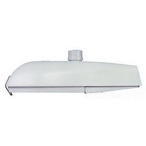 GE Lighting M2AC15S0H2GMC31 Powr/Door® High Pressure Sodium Roadway Luminaire; 150 Watt, Electro-Coated Gray Paint