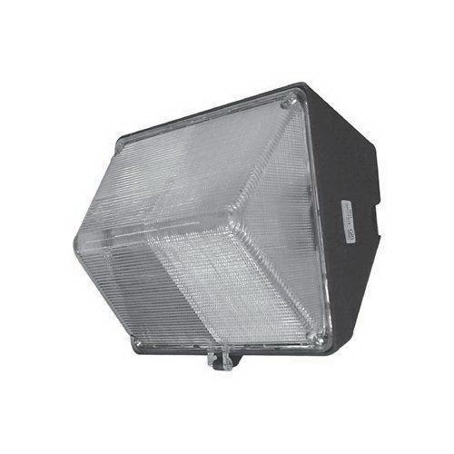 NSI WPC70MHQ WPC Series Compact ED17 Metal Halide Wallpack; 70 Watt, Powder-Coated, Lamp Included