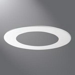 cooper lighting ot403p ceiling mount 6 inch oversized trim. Black Bedroom Furniture Sets. Home Design Ideas