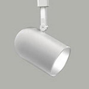 Cooper Lighting L743PX Helo Lazer Round Back Cylinder Lampholder; Satin White, Black Baffle