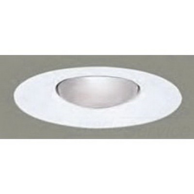 Cooper Lighting 328P Halo® 1-Light Ceiling Mount 6 Inch Splay Trim; White