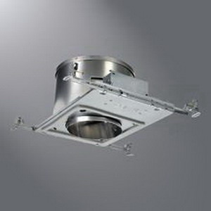 Cooper Lighting H47ICAT Double Wall Air Tight 6 Inch Sloped Housing; Insulated