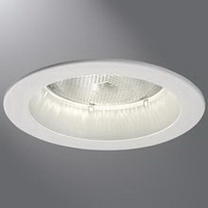 Cooper Lighting 5000P Halo® 5 Inch Trim With Splay; Metal, White