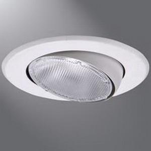 Cooper Lighting 5070P Halo® 5 Inch Trim Eyeball; White