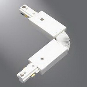 Cooper Lighting L902MB Halo Power Trac Ceiling Wall Flexible Connector Trac