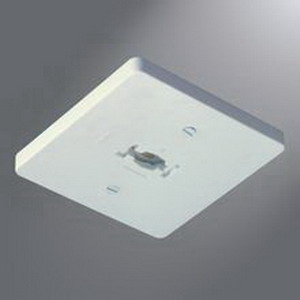 Cooper Lighting L973PN Low Profile Canopy Adapter; White