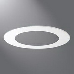 Cooper Lighting OT460P Oversized Trim Ring; White