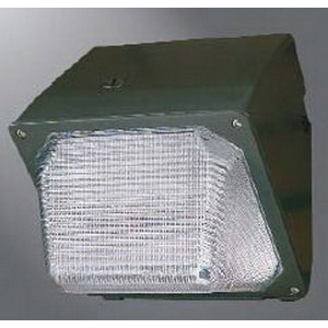 Cooper Lighting LS15G Lumark® Wally High Pressure Sodium Flood Light; 150 Watt, Bronze Polyester Powder Coated
