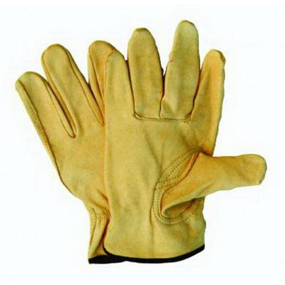Ebinger U485XL Keystone Gloves; X-Large, A/B Grade Superior Grain Cowhide Leather