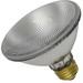 Shat-R-Shield 01589S PAR38 Halogen Reflector Lamp; 70 Watt, 120 Volt, 2875K, 100 CRI, Medium Screw (E26) Base, 3000 Hour Life