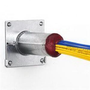 Specified Technologies FSR200 Ready™ SpecSeal Firestop Split Sleeve Kit; Silver