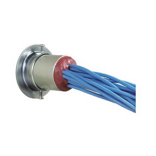 Specified Technologies FSR400 SpecSeal Ready Firestop Split Sleeve Kit; Red
