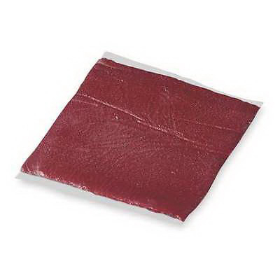 Specified Technologies SSP4S SpecSeal SSP Series Firestop Intumescent Putty Pad; Red, 7.25 Inch x 7.25 Inch x 3/16 Inch