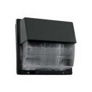 Lithonia Lighting / Acuity TWP-LED-20C-50K Outdoor Area and Site LED Wallpack; 45 Watt, Powder-Coated, Lamp Included