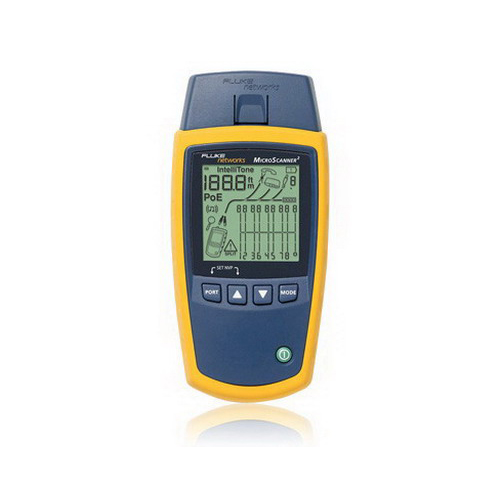 """""""""""Fluke MS2-100 MicroScanner Cable Verifier 2 Voice/Data/Video Cable Verifier,"""""""""""" 53606"""