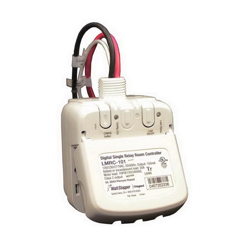 Wattstopper Universal Dimmer: Watt Stopper LMRC-101 Digital Lighting Management Relay
