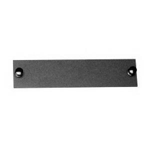 Multi-Link 10-7666 Blank Adapter Panel; Black