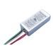 National TE-12-105 Low Voltage Electronic Transformer; 120 Volt AC Input, 11.6 Volt DC Output, 105 Watt