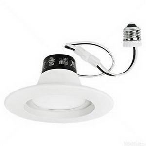 Tech-Con LED14DR5630K LED 5 Inch Downlight Retrofit; 14 Watt, 820 Lumens, Halogen White