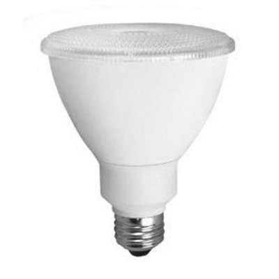 Tech-Con LED12P30D30KFL Elite Series PAR30 LED Lamp; 12 Watt, 120 Volt, 3000K, 82 CRI, Medium Screw (E26) Base, 25000 Hour Life, Neutral White
