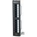 Signamax 12458M-C5E 110-Punchdown Category 5e RJ45 Mini Patch Panel; 12-Port