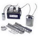 Universal M70TRILC3M502K Core and Coil HID Replacement Ballast Kit; 120/277/347 Volt, 91 Watt, 1-Lamp, Pulse Start