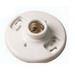 EPCO 16500 Keyless 4-Terminal Lamp Holder; Medium Screw (E26) Base