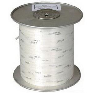 L.H. Dottie 3000 Conduit Measuring Tape; 3000 ft, Polyester