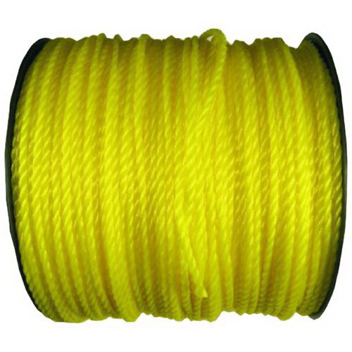 L.H. Dottie 1460 Light weight PC 6000 Pull Rope; Polypropylene, 0.250 Inch x 600 ft Cable, 113 lb Breaking Strength