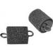 L.H. Dottie PFP125 Power Fishing Conduit Piston; 1-1/4 Inch Conduit, Durable Foam, Steel Eye, 10/Pack