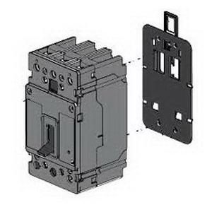 Eaton / Cutler Hammer EF34DIN DIN Rail Adapter; For Molded Case Circuit Breaker