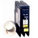 Eaton / Cutler Hammer CHT1520 Twin Circuit Breaker; 15 - 20 Amp, 120/240 Volt AC, 1-Pole, Plug-On Mount