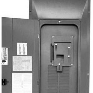 Eaton / Cutler Hammer BRCOV30G1FM Mechanical Interlock Panel Cover; Flush Mount