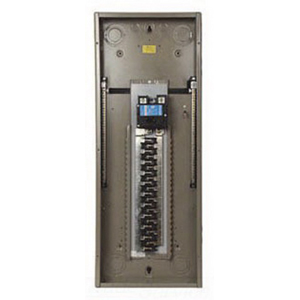 Eaton / Cutler Hammer CH22B100R Main Circuit Breaker Load Center; 120/240 Volt AC, 100 Amp, 22 Space, 22 Circuit, 1 Phase