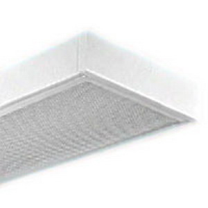 Philips Day-Brite TG8FS01DL-5PK #12 Pattern Replacement Lens; For 2 x 4 ft TG8 Recessed Fluorescent Lighting