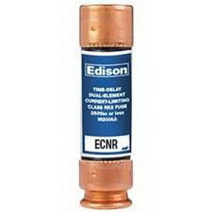 Edison ECNR600 Time-Delay Fuse; 600 Amp, 250 Volt DC