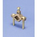Erico CWP2JU Pipe Clamp; 10 AWG Solid - 2 AWG Stranded, Bronze