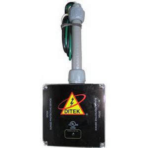 Ditek DTK-120/240HD2 Surge Protective Device 100 Kilo-Amp/Phase  50 Kilo-Amp/Mode  120/240 Volt AC  Split Phase