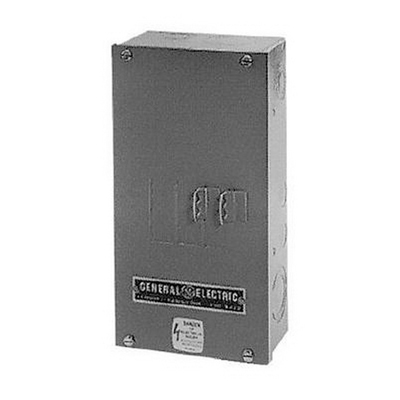 GE Distribution SF250S Enclosure; 250 Amp, 240 - 600 Volt AC/125 - 250 Volt DC, Surface Mount