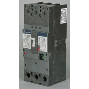 GE Distribution SFLA36AT2125C Spectra Solid State RMS Circuit Breaker 125 Amp  600 Volt  3-Pole  Bolt-On Mount